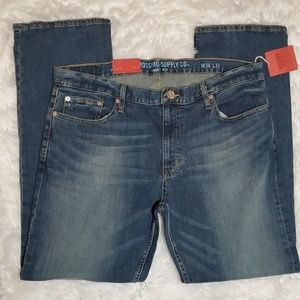 Mossimo jeans 38x32 straight leg